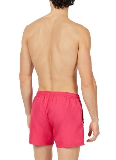 Emporio Armani  Belden Bağlamalı Cepli Mayo Short Erkek Mayo Short 211752 1P438 03873 Pembe